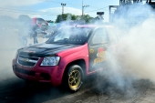 2015.05 Pathumthani Drag Diesel 3rd Anniversary May 2015