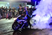 Pathumthani TNG Drag SuperBike(Bike) Dec. 2015